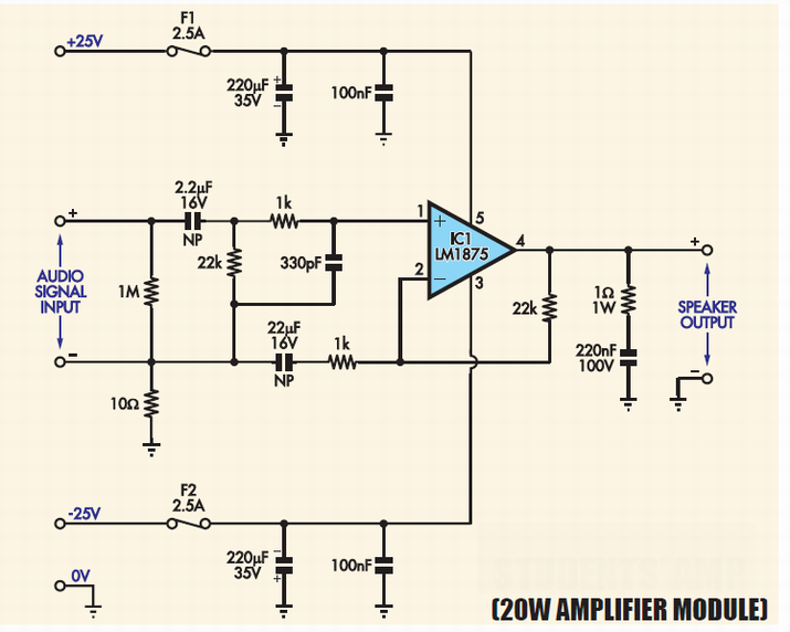 Amplifiercircuits Com  U2013 Page 2  U2013 Find The Best Amplifier